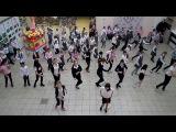 Флешмоб в 93 школе на День Учителя