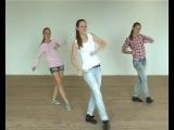 Учим танец для флэшмоба в Каменске (KU66.RU)